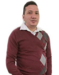 Pastor Kennys Barreto
